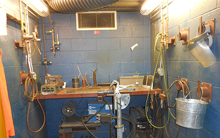 Welding Booth